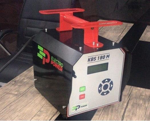 elekctropower elektrofüzyon kaynak makinası